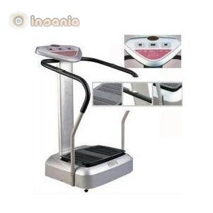 Uma plataforma vibratória para perder peso e afinar a silhueta