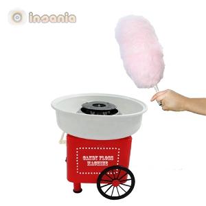Máquina para fazer algodão doce em casa!