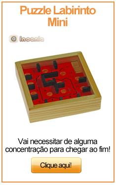 Puzzle Labirinto Mini