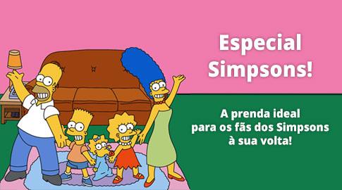 As melhores prendas para os fãs dos Simpsons!